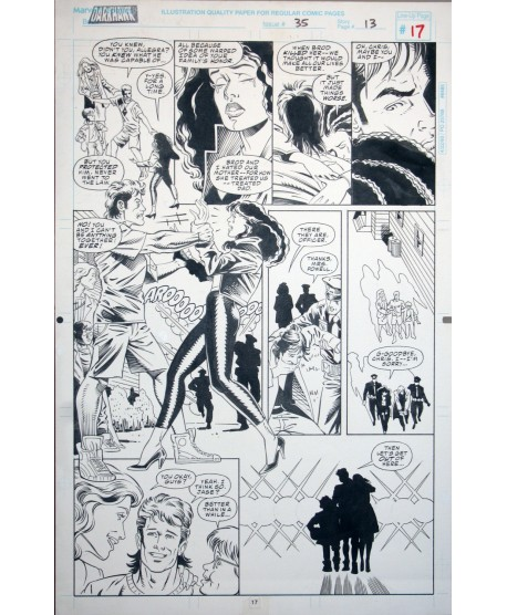 Darkhawk 35 page 13
