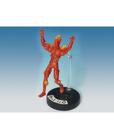 La torche - Marvel Showdown - 4 Fantastiques
