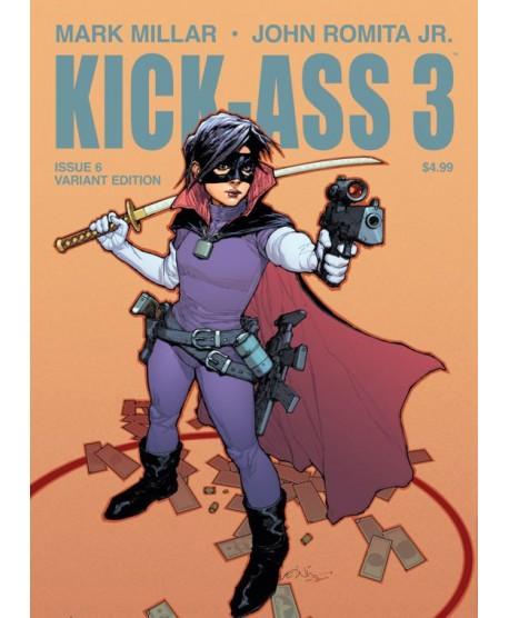 Kick Ass 3 VARIANT