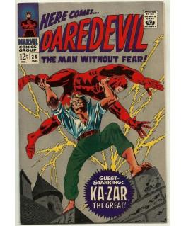 Daredevil 24 original US 1966