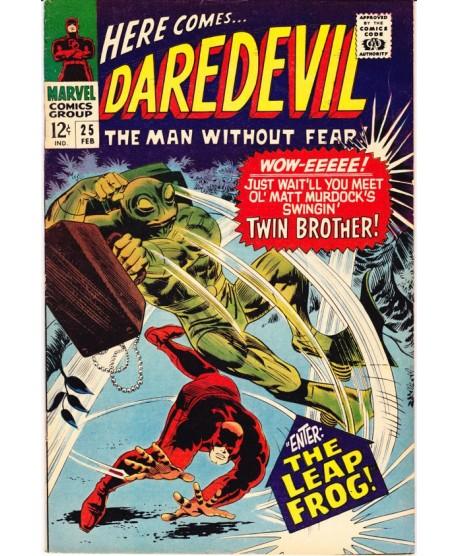 Daredevil 25 original US 1966