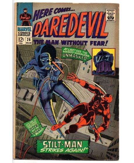 Daredevil 26 original US 1966