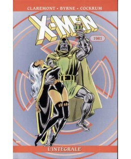 Intégrale X-men 1981