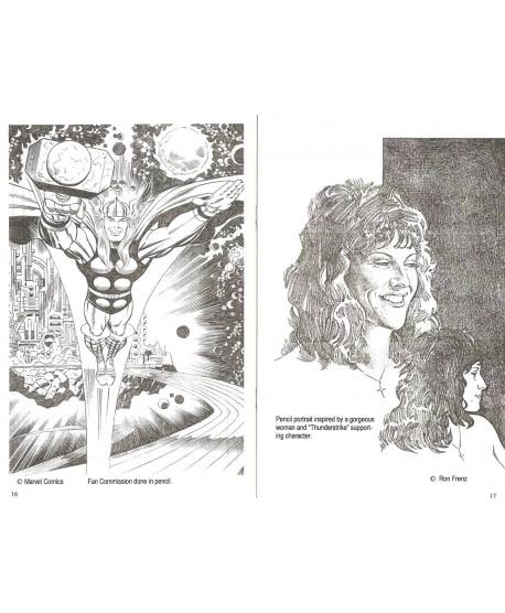 Sketchbook - Ron FRENZ
