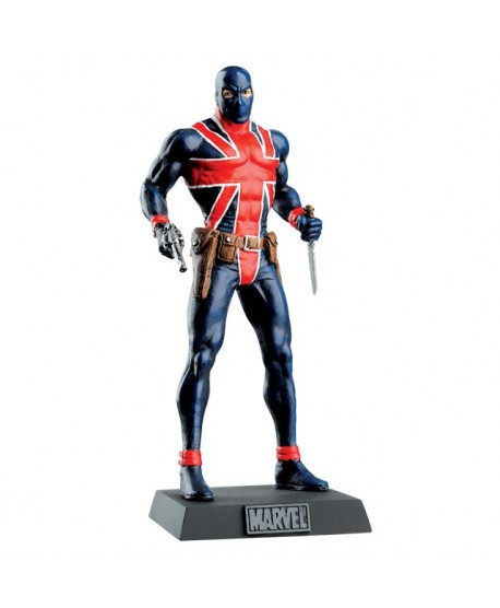 Marvel Union jack