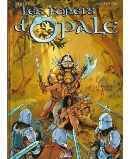 Les forêts d'Opale - édition originale t.1