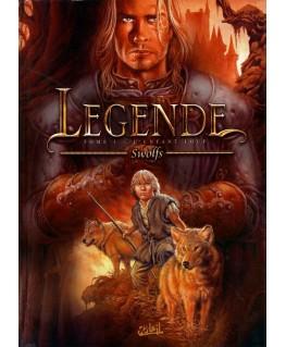 Légende - L'enfant loup - Edition Originale