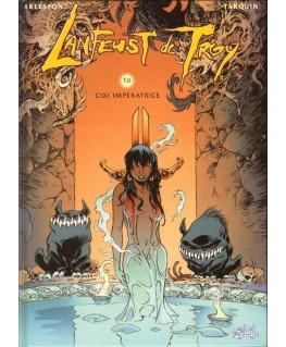 Lanfeust t6 - Cixi impératrice - édition originale