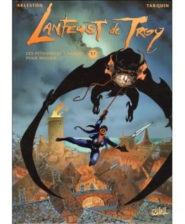 Lanfeust t7 - Les pétaures se cachent pour mourir - édition originale