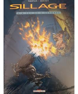 Rare Sillage A feu et à cendres - édition originale