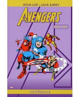 Intégrale Avengers 1963-1964 1ere édition (2006)