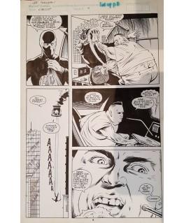 ROBOCOP Planche Originale -- Lee Sullivan N°3 page 8