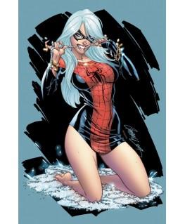 Amazing Spider-man 607 - Sexy Black Cat