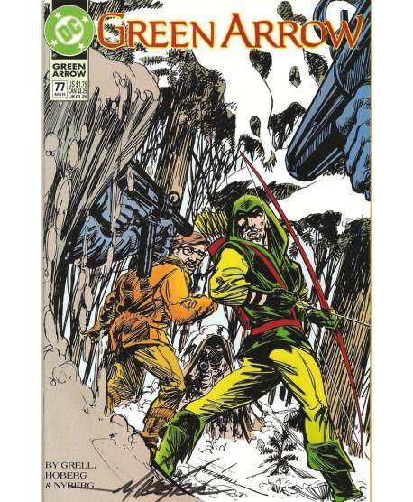 Green Arrow 77 - Signé