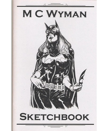 Sketchbook - M C Wyman