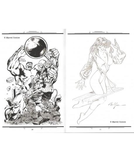 Sketchbook - M C Wyman