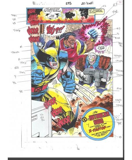X-Men 295 page 30