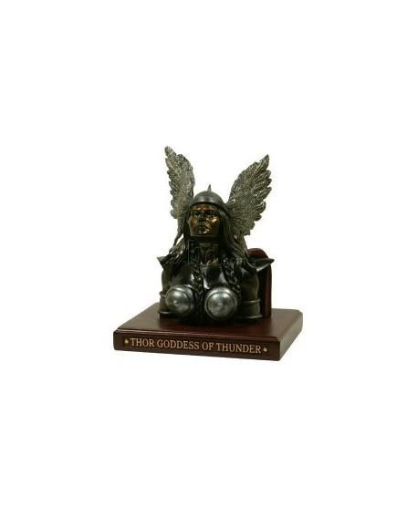 Buste Thor Goddess version bronze