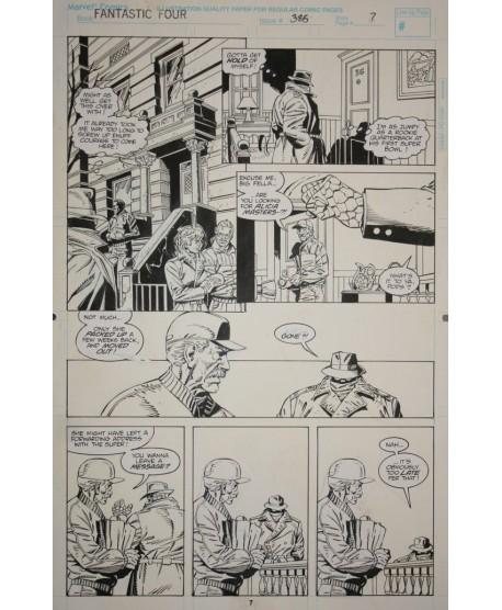Fantastic Four 385 page 7