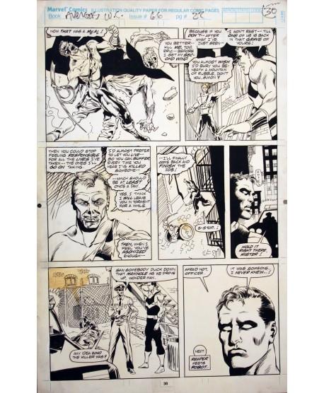 Vengeurs de la Côte Ouest 66 page 22